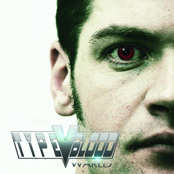 Новый альбом TYPE V BLOOD - WARLD (2011)