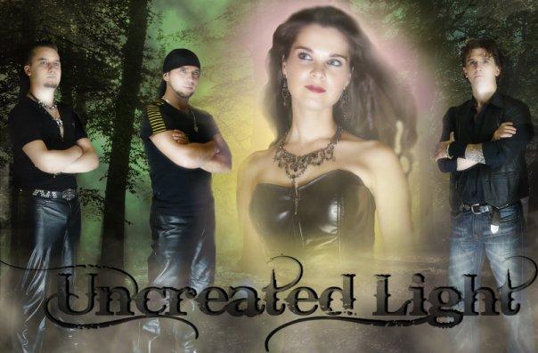 Интернет-сингл UNCREATED LIGHT - Последний король (2011)