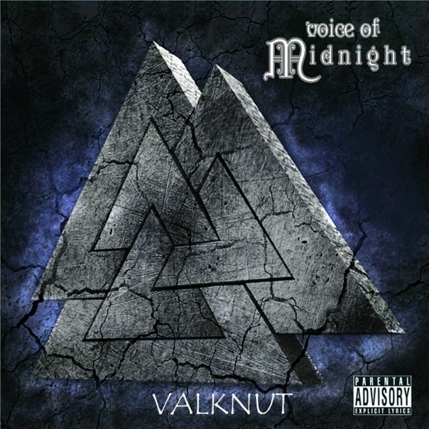 Дебютный EP группы VOICE OF MIDNIGHT - Valknut (2011)