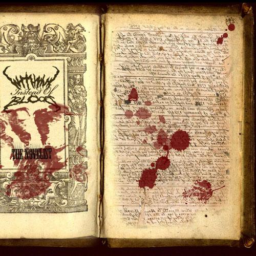 Дебютный альбом WITH INK INSTEAD OF BLOOD - The Novelist (2011)