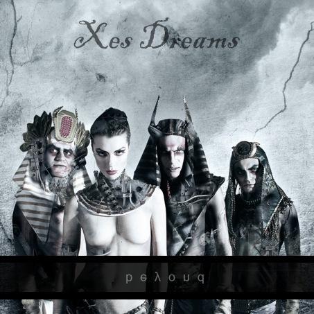 Новый EP группы XES DREAMS - ρ ə λ о u q (2011)