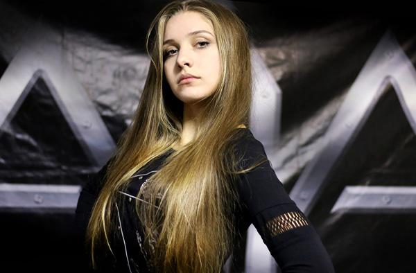 MASTERSLAND.COM представляет новую вокалистку AELLA