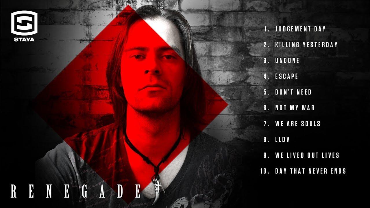 Новый альбом STAYA - Renegade (2017)
